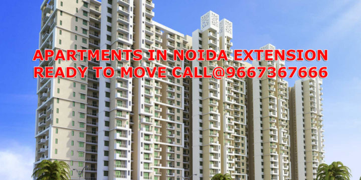 Apartment in Noida Extension