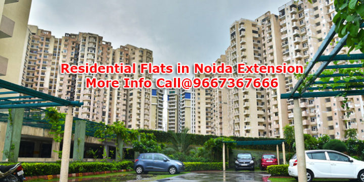 Residential Flats in Noida Extension