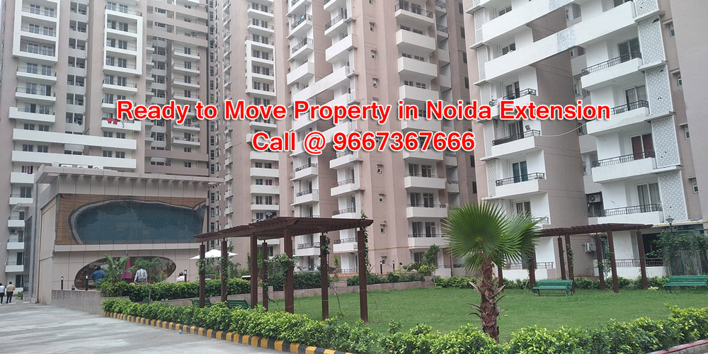 Ready to Move Property in Noida