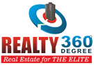 Realty 360 Degree Logo