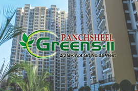 Panchsheel Greens 2 Noida Extension